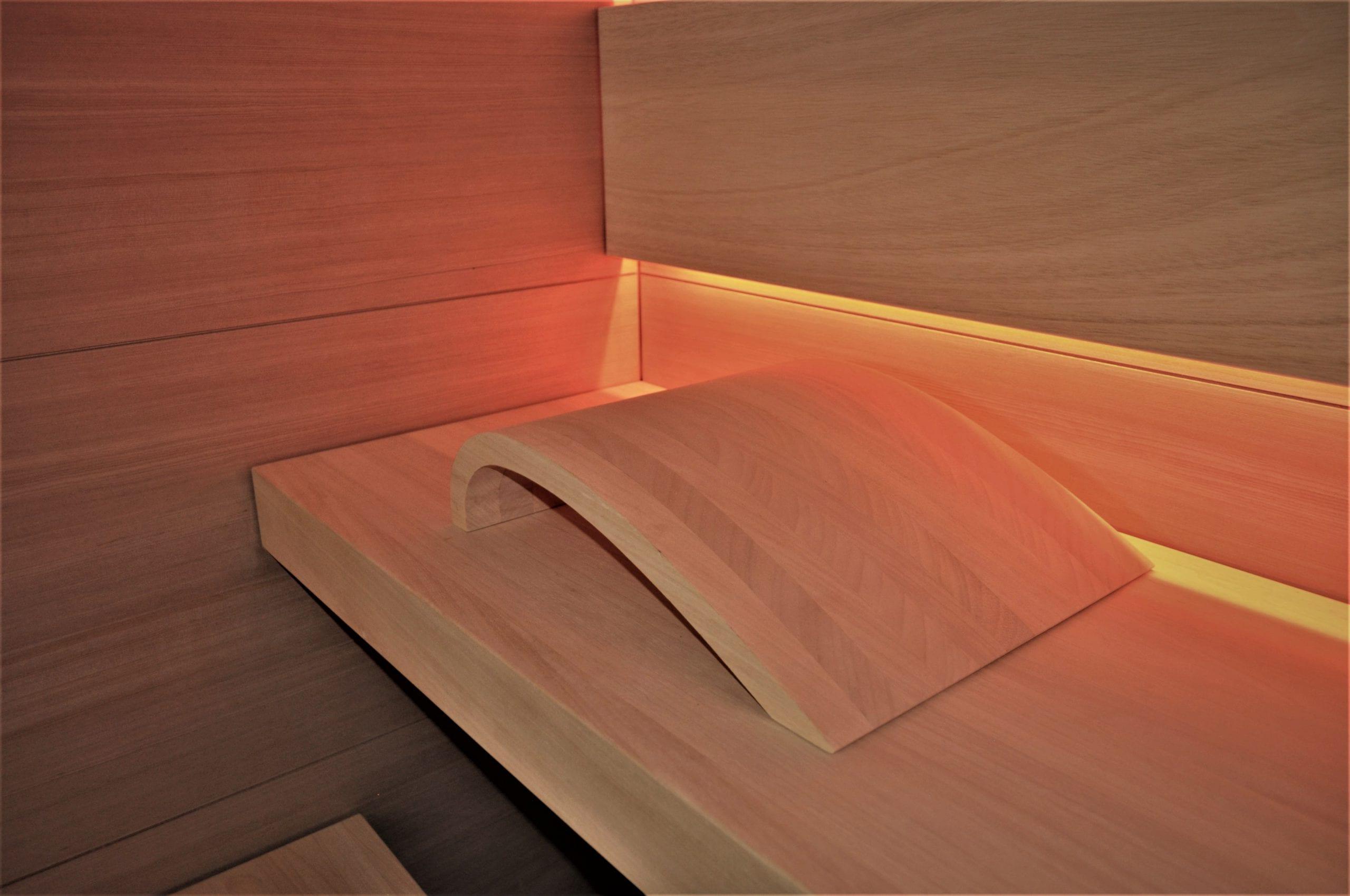 Sauna Modern Line - Wall