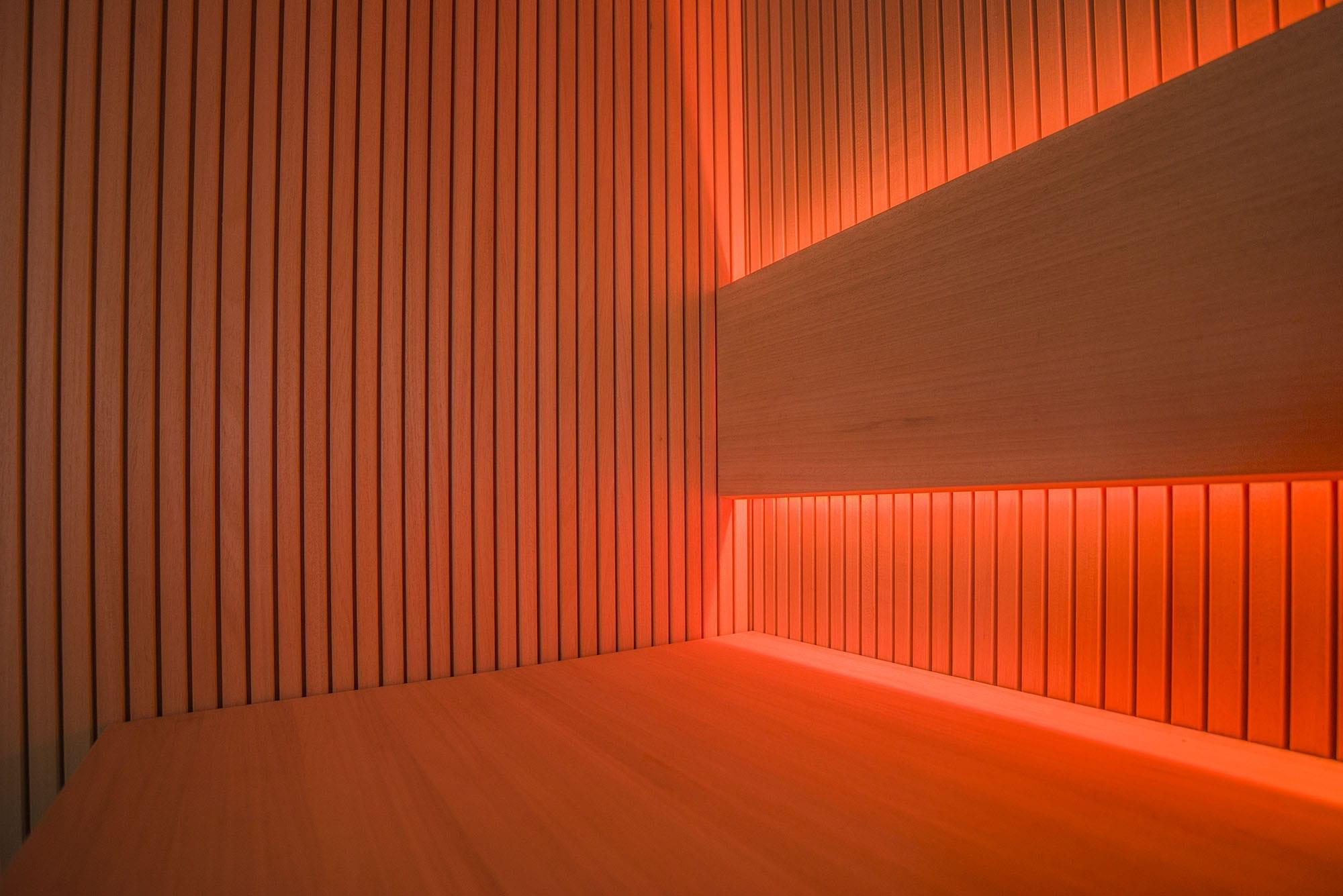 Sauna Pro Line - Wall