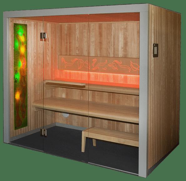 SaunaLine Comfort Line